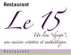 Restaurant le 15